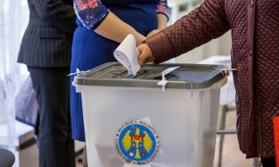 В Молдавии стартовали президентские выборы - Фото