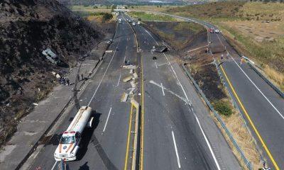 При взрыве автоцистерны на трассе в Мексике погибли 14 человек - Фото