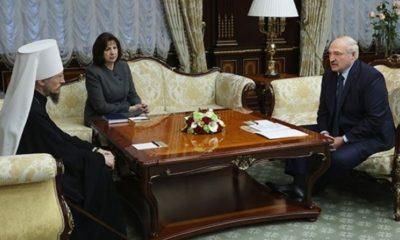 Лукашенко призвал к подготовке католических священников в Беларуси - Фото