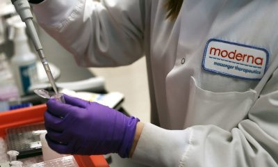 Вакцина от коронавируса Moderna показала эффективность на 94,1% - Фото