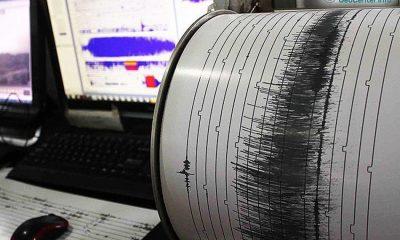 Землетрясение магнитудой 5,5 произошло у Курильских островов - Фото
