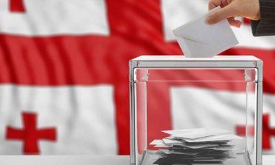 «Грузинская мечта» лидирует на парламентских выборах в стране - Фото