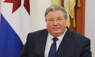 Глава Мордовии Волков попросил Путина об отставке - Фото
