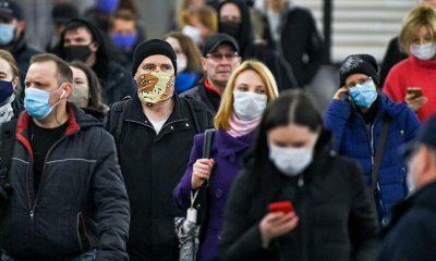 Обязательный масочный режим постепенно введут по всей Беларуси - Фото