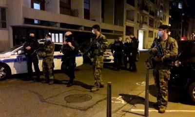 Во Франции задержали подозреваемого в нападении на священника в Лионе - Фото