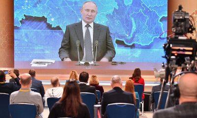 Путин прокомментировал расследование об отравлении Навального - Фото