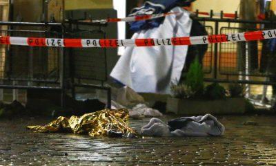 Число жертв в результате наезда на пешеходов в Трире выросло до пяти - Фото
