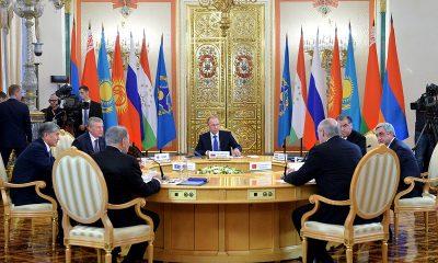 Сессия Совета коллективной безопасности ОДКБ пройдет онлайн 1 декабря - Фото