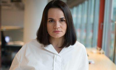 Светлана Тихановская планирует провести серию переговоров в Берлине и Брюсселе - Фото