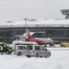 Пассажирский самолет со 109 пассажирами выкатился за пределы полосы во Внуково - Фото