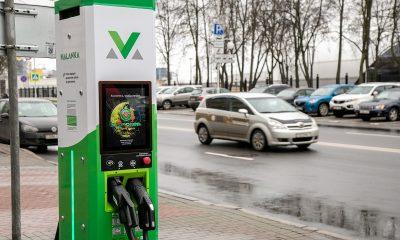 С 1 января зарядка электромобилей в Беларуси будет платной - Фото