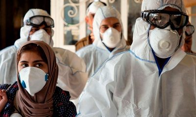 В Ливане зафиксировали первый случай заражения новым штаммом SARS-CoV-2 - Фото