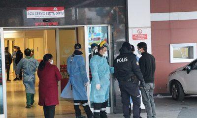 В Турции 8 человек погибли при пожаре в больнице - Фото