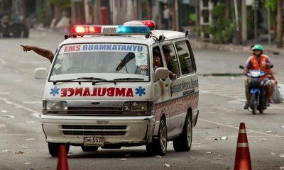В Индии 13 человек погибли в ДТП с грузовиком груженым валунами - Фото