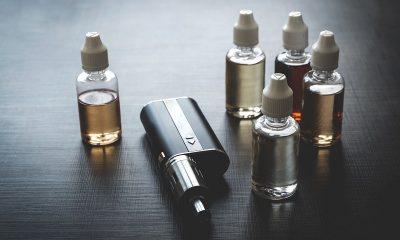 Ученые: жидкости для электронных сигарет могут вызвать астму и аллергию - Фото