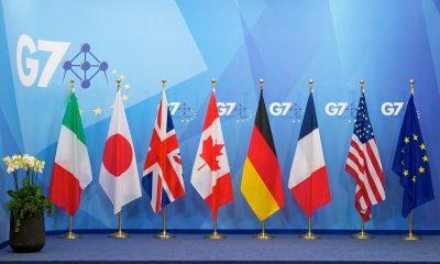 Страны G7 призвали Москву освободить Алексея Навального - Фото