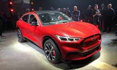 Ford будет производить и продавать Mustang Mach-E в Китае - Фото