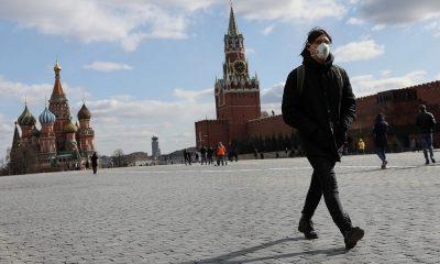 В России впервые с 3 ноября выявили менее 19 тысяч случаев COVID-19 за сутки - Фото