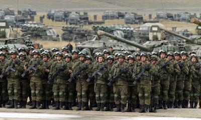 Мировые расходы на оборону достигли $1,93 триллиона в 2020 году - Фото