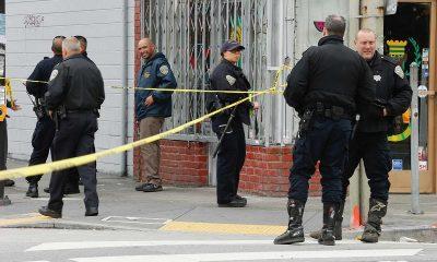 Пять человек пострадали в результате стрельбы в Сан-Франциско - Фото