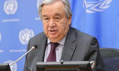 Гутерриш сообщил о своем намерении переизбраться на пост генсека ООН на второй срок - Фото