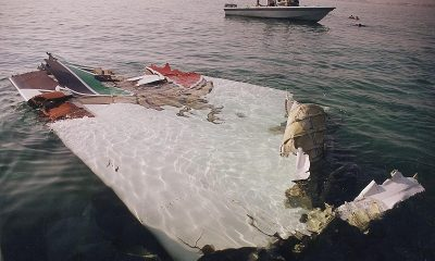На борту разбившегося в Индонезии Boeing 737 находились 62 человек - Фото