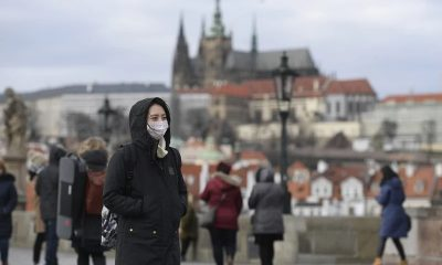 В Чехии установили новый рекорд заболеваемости коронавирусом COVID-19 - Фото