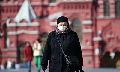 Уровень заболеваемости COVID-19 в России за последние 10 дней снизился - Фото
