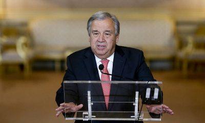 Глава ООН призвал к глобальному сотрудничеству в области климата и пандемии - Фото