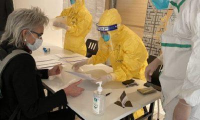 Группа экспертов ВОЗ посетила больницу в Ухане, где лечили первых пациентов с COVID-19 - Фото