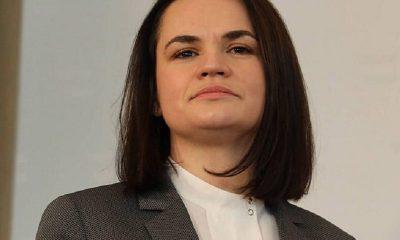Светлана Тихановская призвала бойкотировать ЧМ по хоккею в Минске - Фото