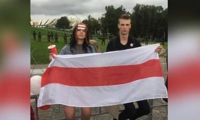 В Беларуси 18-летней митингующей дали два года колонии - Фото