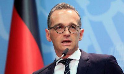 Глава МИД Германии призвал немедленно освободить Алексея Навального - Фото