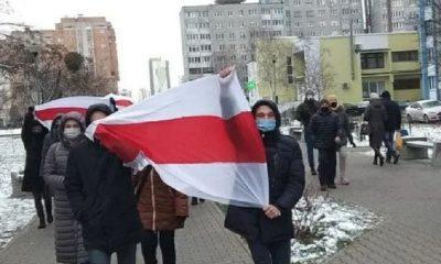 В Минске с 7 по 10 января за участие в митингах задержали 40 человек - Фото