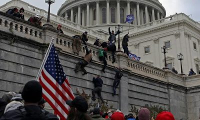 В США возбудили более 170 дел после беспорядков в Капитолии - Фото