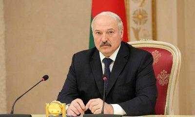 Президент Александр Лукашенко предупредил о возможности горячей войны в Беларуси - Фото