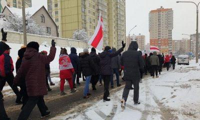 В Беларуси задержали двоих подозреваемых в спонсировании акций протестов - Фото