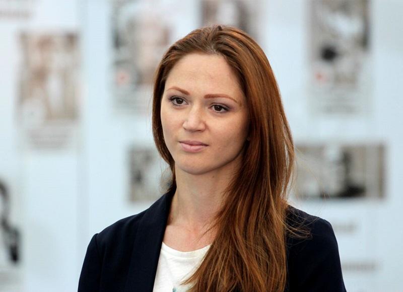 Александра Герасименя выступила с обращением к ИИХФ - Фото