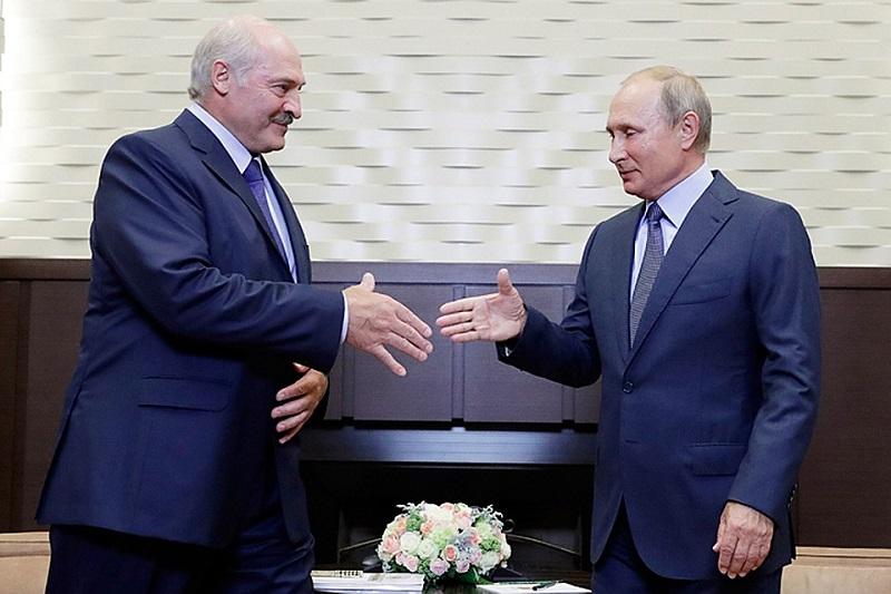 Лукашенко и Путин встретятся 22 февраля в Сочи - Фото
