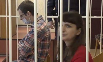 В Минске начался суд над журналисткой Катериной Борисевич и доктором Артемом Сорокиным - Фото