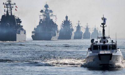 Северный флот России объявил арктическую миссию по поиску затонувших кораблей времен Второй мировой войны - Фото