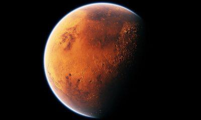 "Китайский зонд ""Тяньвэнь-1"" успешно достиг орбиты Марса - Фото"