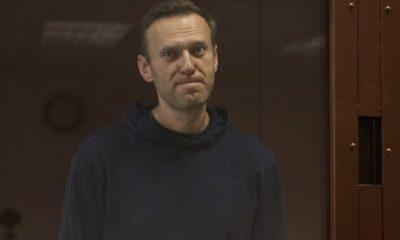 Осужденного Алексея Навального этапировали из СИЗО-1 - Фото
