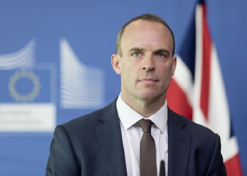 Глава МИД Великобритании призвал Совет ООН по правам человека рассмотреть ситуацию в Беларуси - Фото