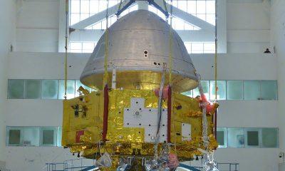 """Китайский зонд """"Тяньвэнь-1"""" 24 февраля вышел на парковочную орбиту Марса - Фото"""