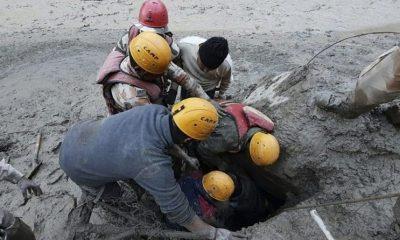 Более 130 пропавших без вести в результате схода ледника в индийском Уттаракханде объявлены погибшими - Фото