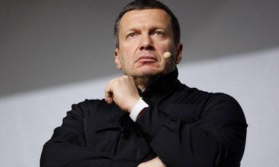 Латвия объявила Владимира Соловьева персоной нон грата - Фото