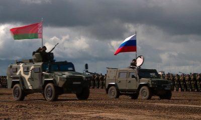 Россия и Беларусь проведут совместные военные учения в марте 2021 года - Фото