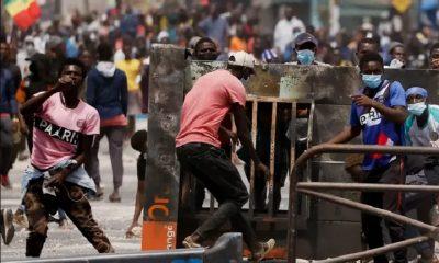 Четыре человека погибли в столкновениях в Сенегале, вызванных арестом лидера оппозиции - Фото
