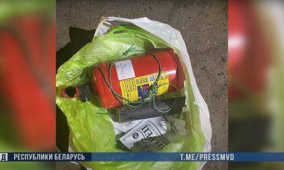 Сотрудники МВД Беларуси предотвратили теракты в Минске - Фото